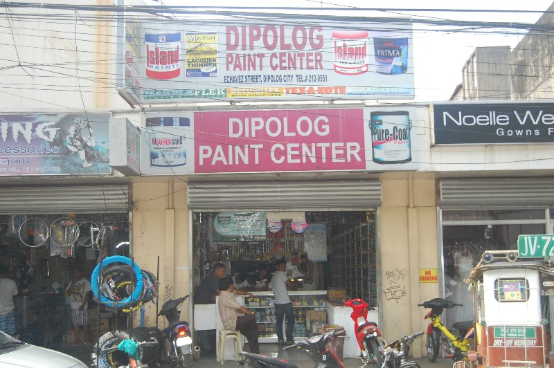 Dipolog Paint Center