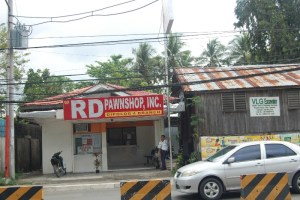 RD Pawnshop, Quezon Ave.