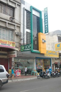 Top Pharmacy,Top Convenience Store, Cinderella Textile