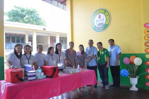 Launching of School-based Immunization Program (4)