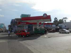 Three D Caltex Station