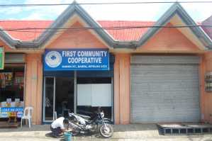 First Community , Cooperative