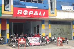 Ropali Motorcycles and Scooters