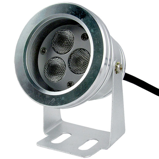 Projecteur Led 9w Rgb Etanche 12v Eclairage Multicolore