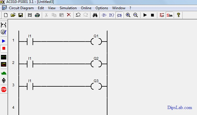 6 Rules for PLC Ladder Diagram Programming Explained with Diagram