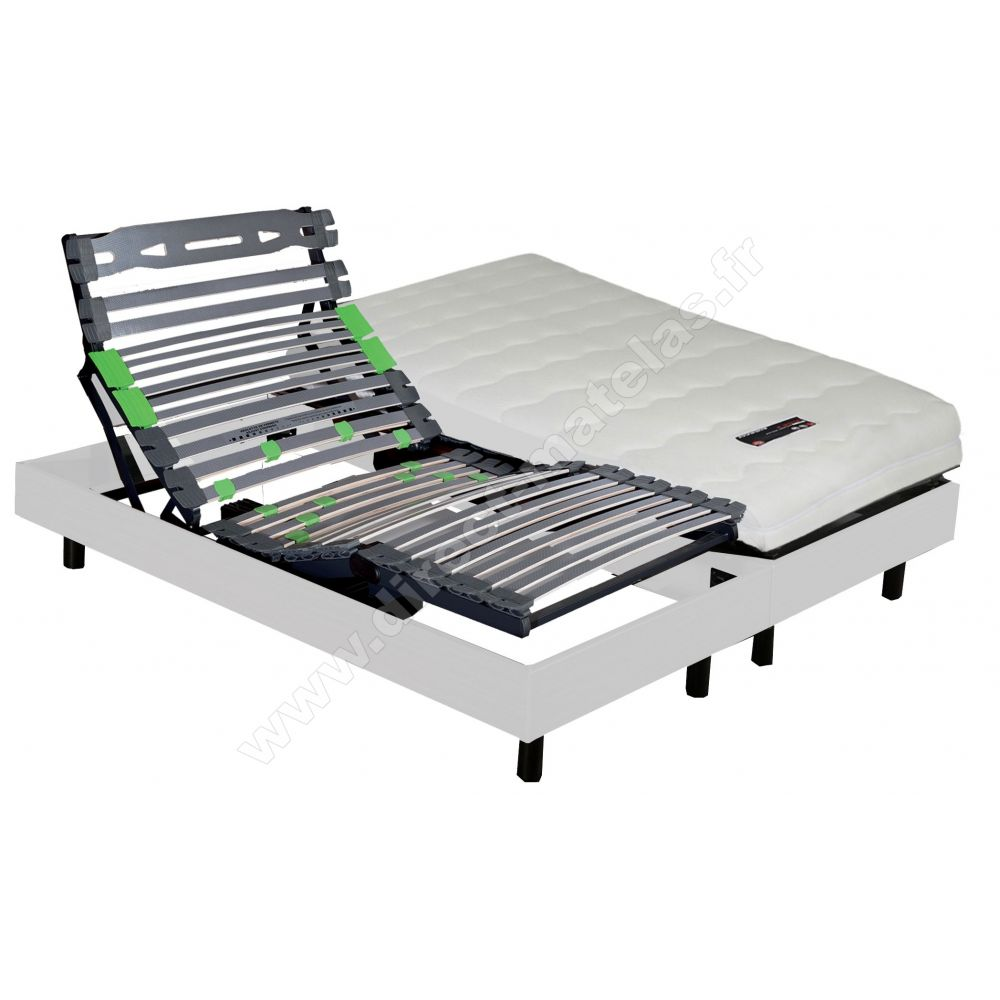 Lit Relaxation 2x90x200 Sommier Relaxation 2x90x200 Sommier Comparer Les Prix Avec