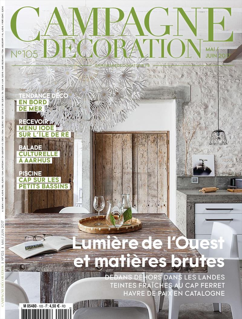 Magazine Campagne Décoration Campagne Decoration N105