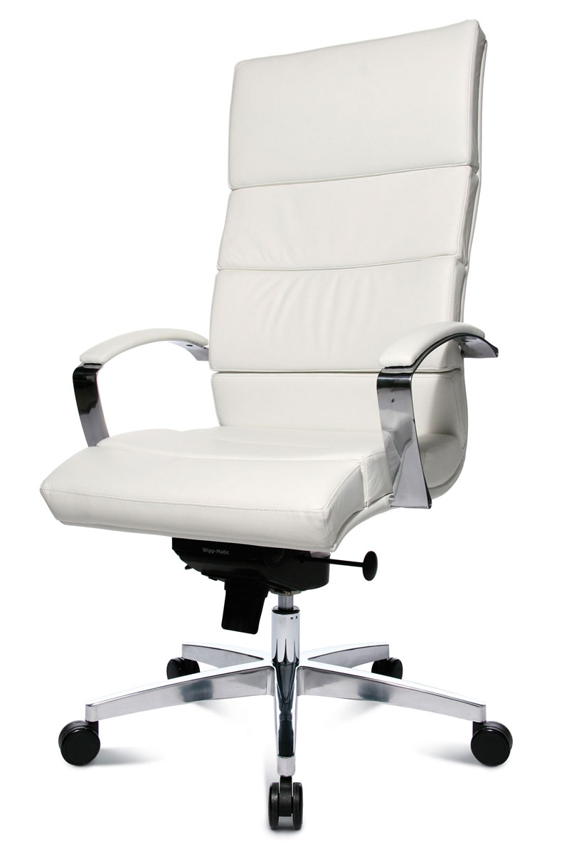 Bureau De Direction Design Blanc Hemau Fauteuil Direction Cuir