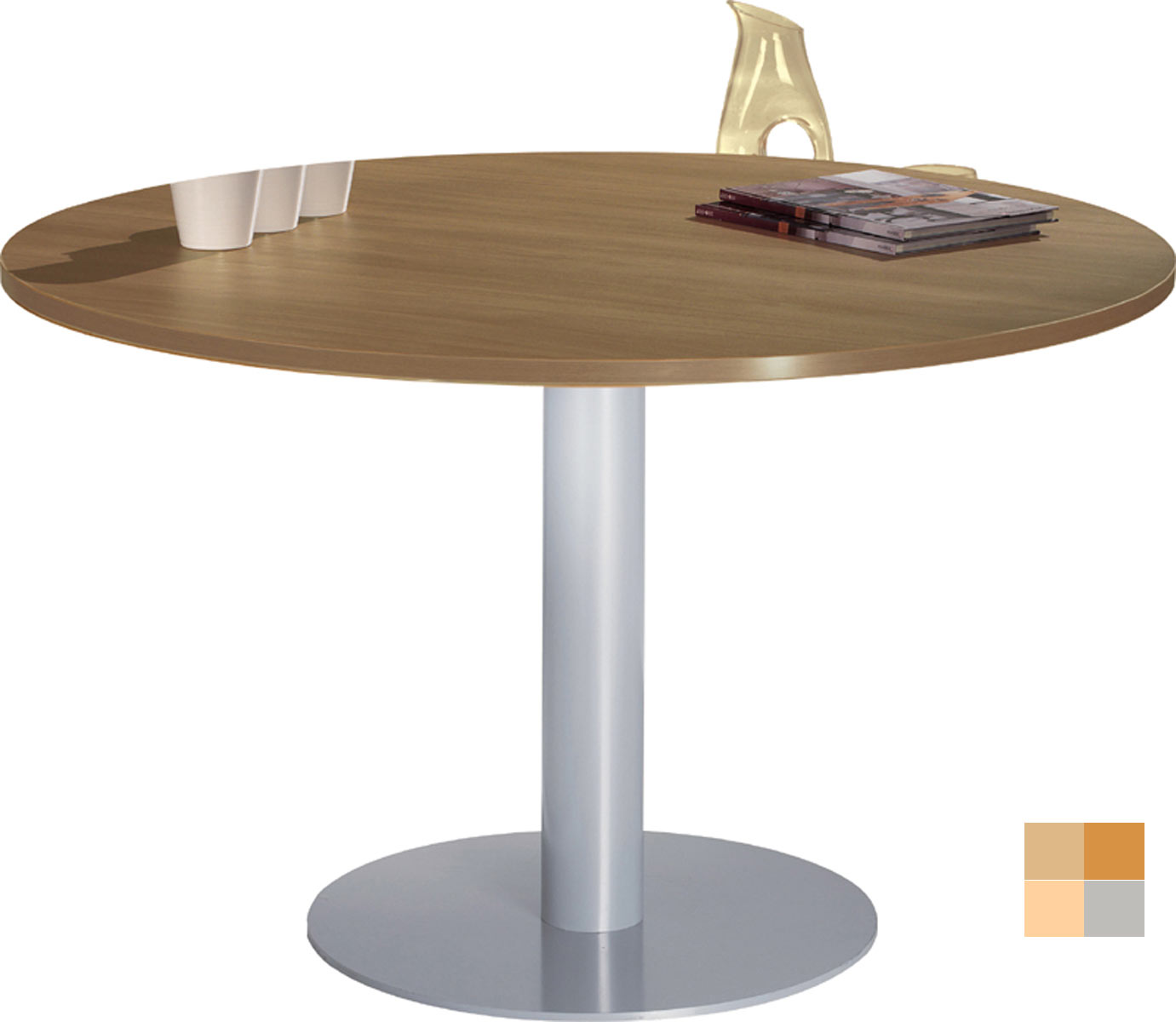 Table Haute Ronde Table Haute Ronde Cuisine - Maison Design - Wiblia.com