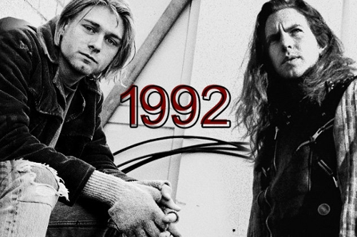 The 50 Best Rock Songs of 1992  Napster