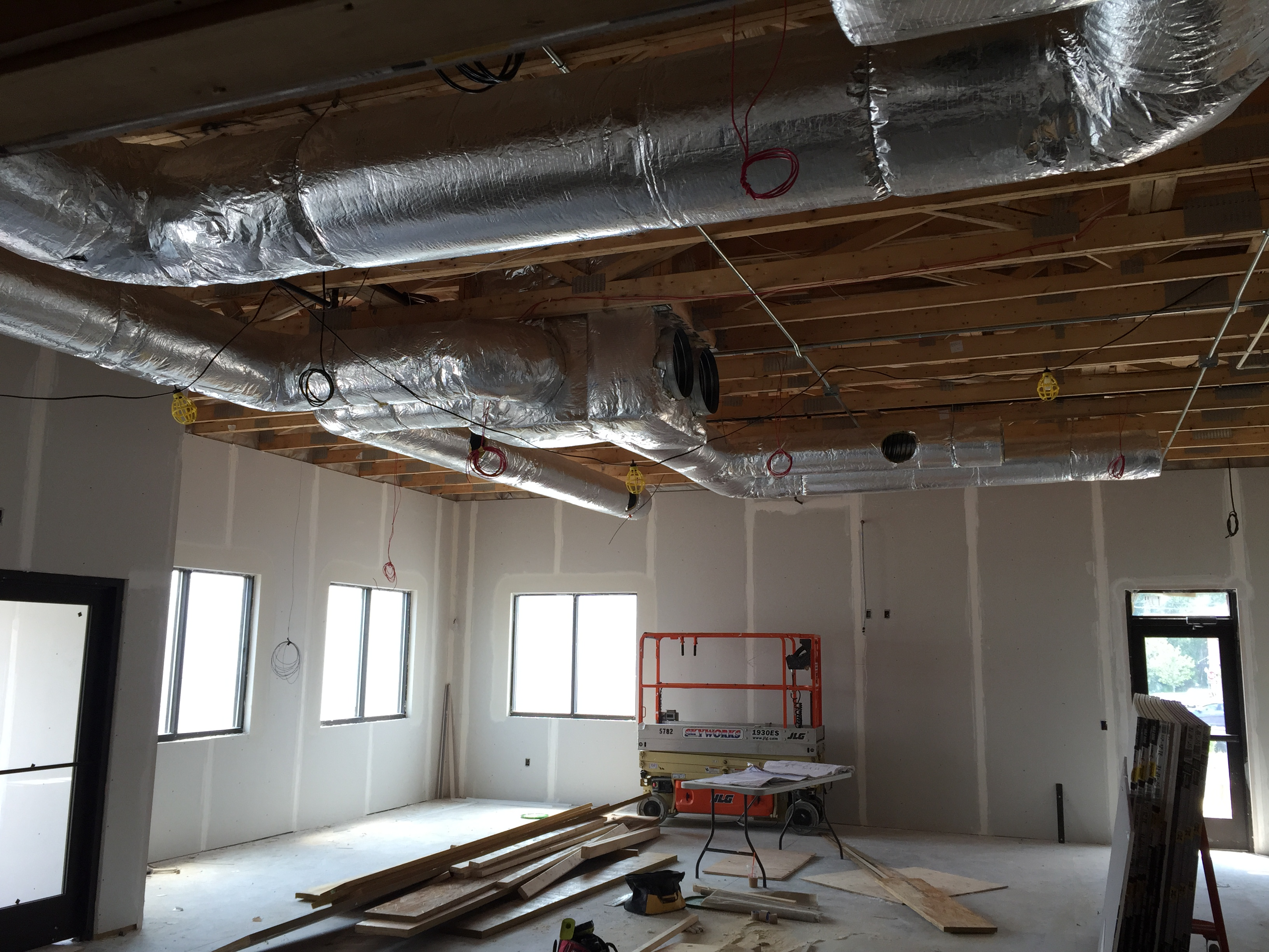 Kitchen Design Queens Ny Dairy Queen Cicero Ny Construction Hvac Progress Direct