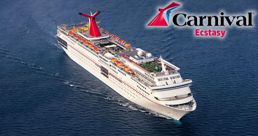 Carnival Ecstasy Carnival Cruise Ship