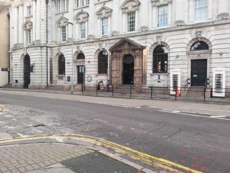 the Three John Scotts, City Exchange, Hull