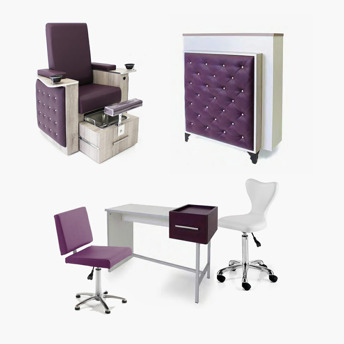 Sofas Salon Rem Bliss Beauty Furniture Package Direct Salon Furniture