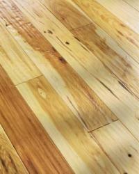 Homerwood Amish Hand-Scraped Hickory Natural Plank Flooring