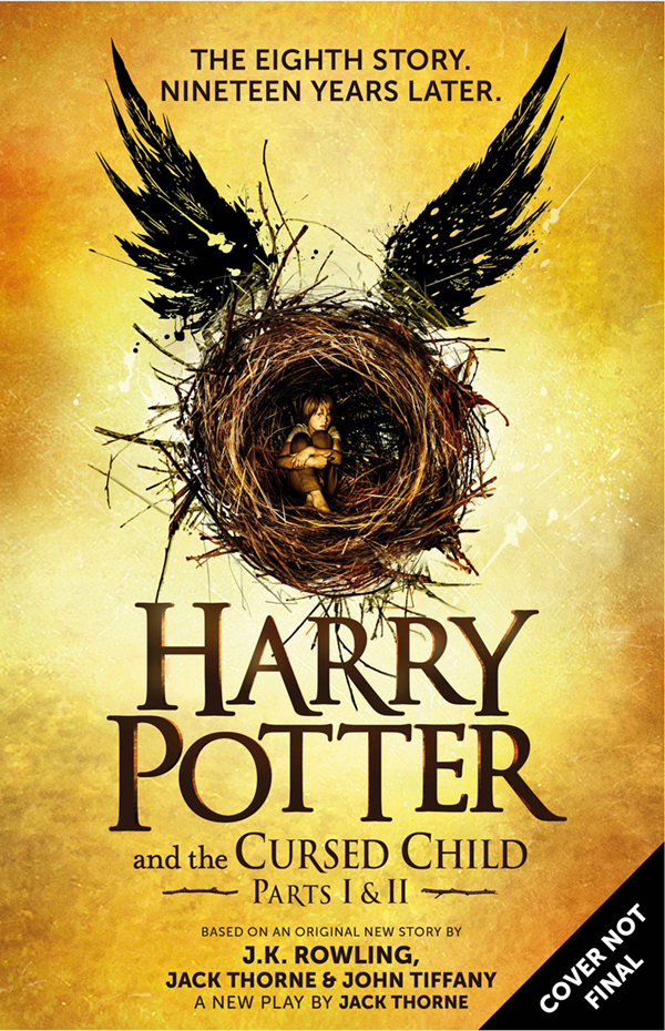 Libro Harry Potter 2016 Harry Potter And The Cursed Child, Il Nuovo Libro In