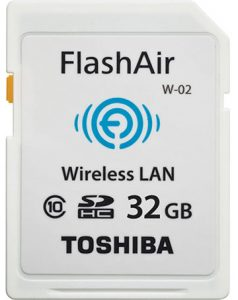 Toshiba-FlashAir-II-card