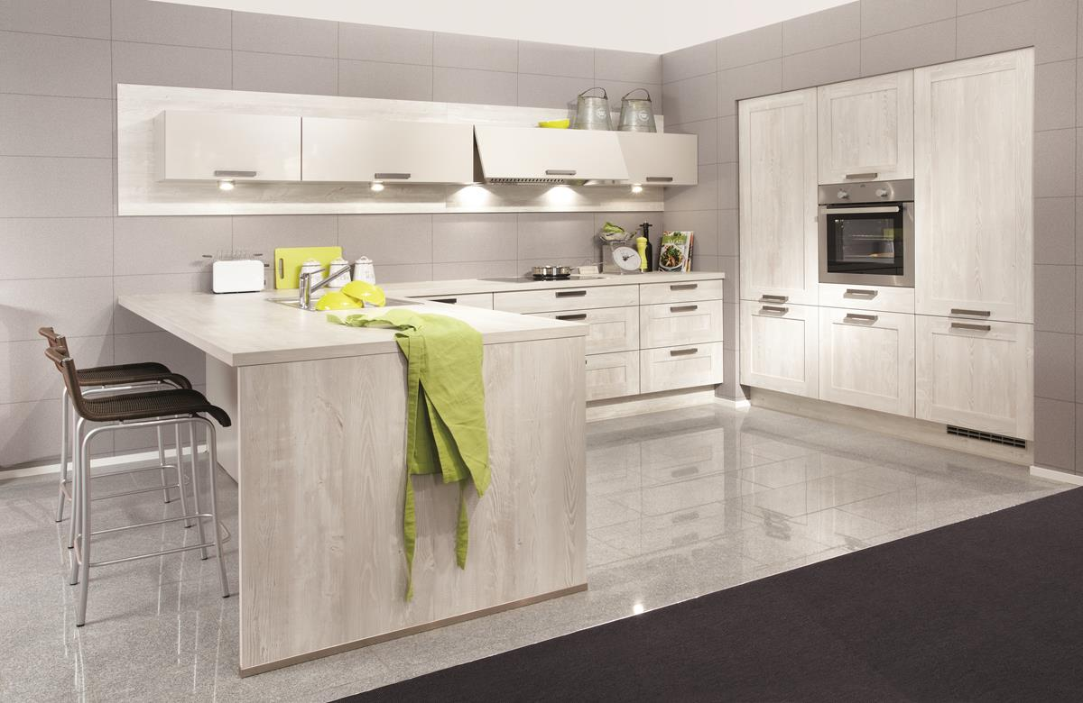 Nobilia Laser Sand Wood Dirragh Kitchens And Interiors