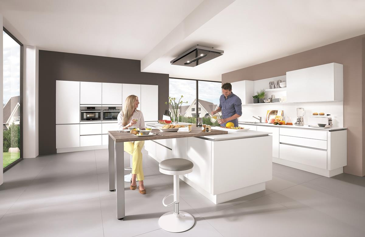 Küche Altholz Hell Handleless Dirragh Kitchens And Interiors