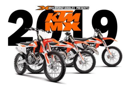 2019 KTM MOTOCROSS BIKES Dirt Bike Magazine