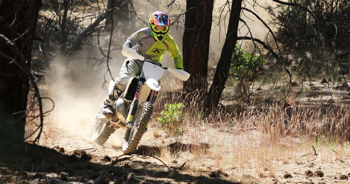 2017 Husqvarna TX300 - Dirt Bike Test