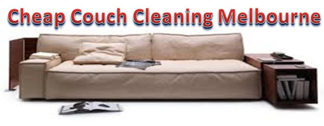 Cheap Couch Steam Cleaning Melbourne