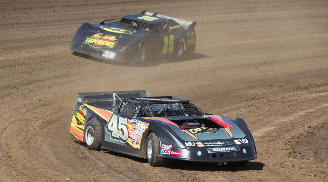 Drive a Dirt Car at Lincoln Speedway July 9th for only $89!