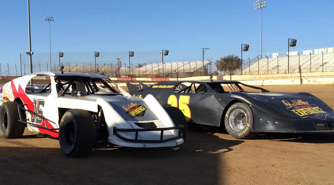 Drive a Dirt Car at 141 Speedway July 17th for only $89!