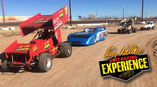 Special! Drive a Dirt Race Car for Only $89!