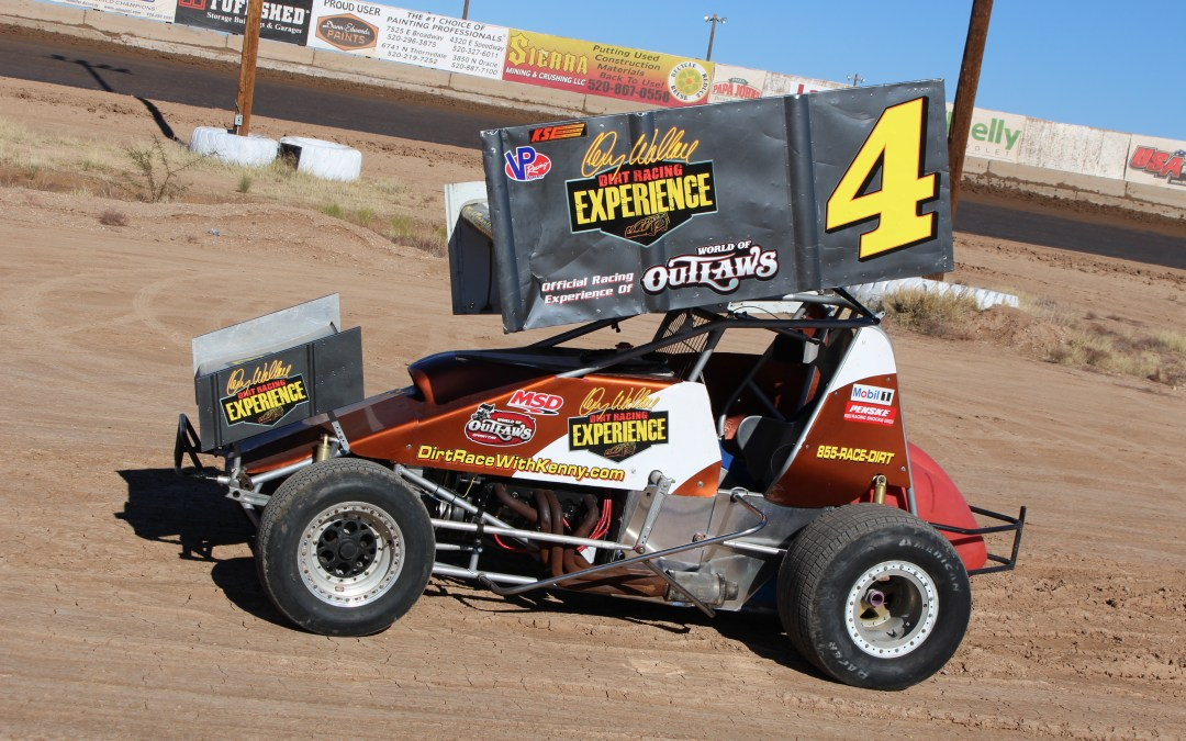 Drive a Dirt Car at Paragon Speedway September 18th for only $89!