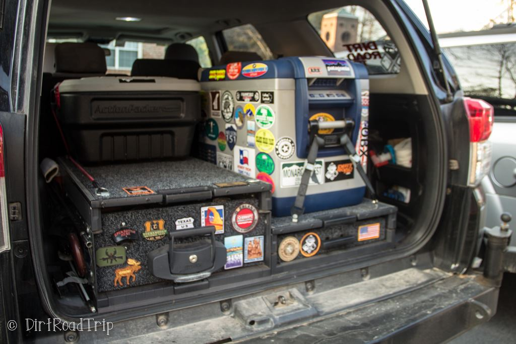 4runner Storage Arb Outback Drawers I Dirtroadtrip