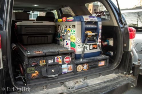 4runner storage arb outback drawers