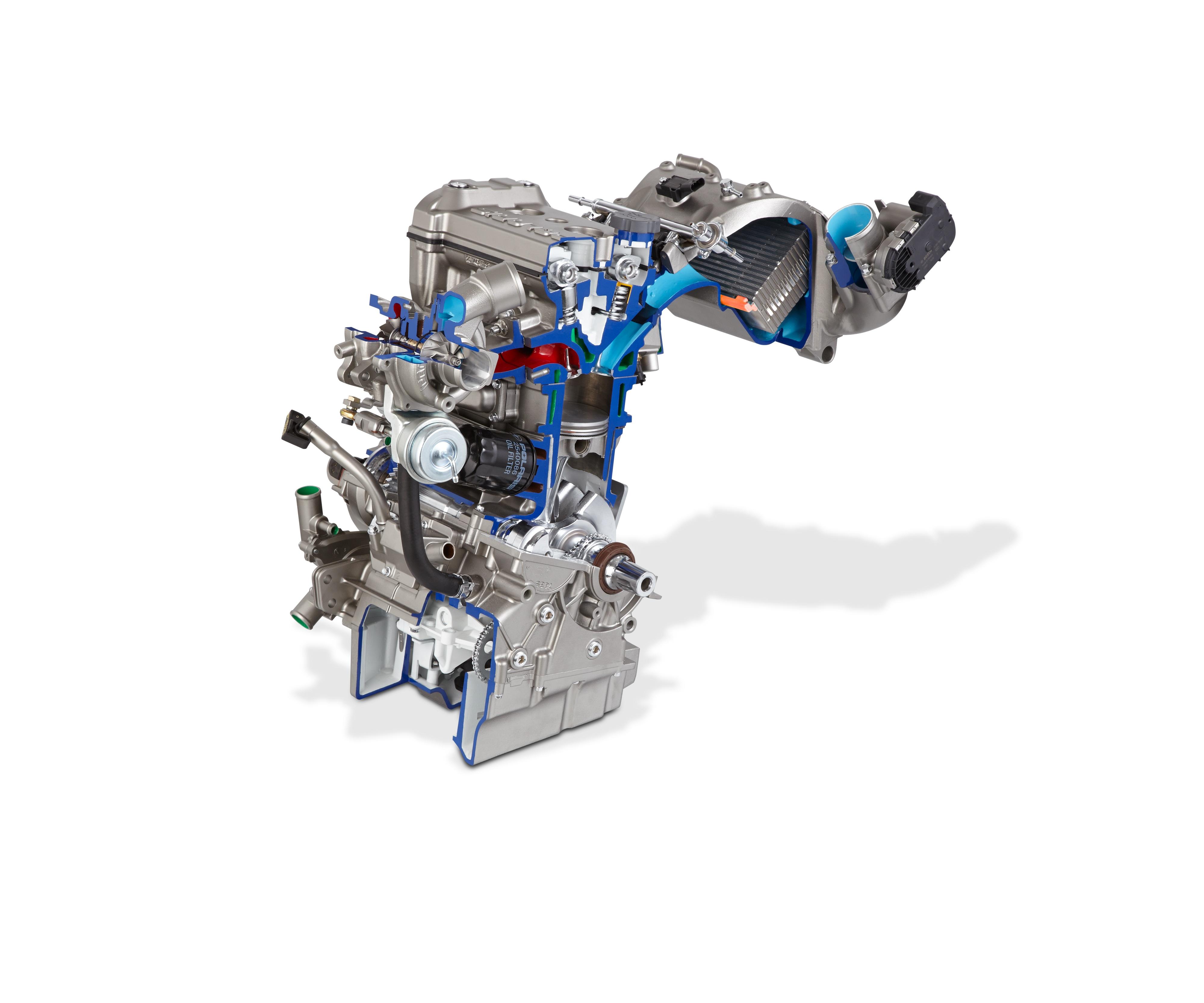 polaris rzr engine diagram