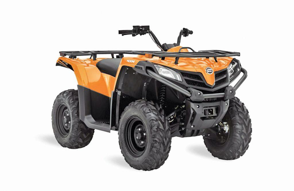 BUYER\u0027S GUIDE 2017 4X4 ATVs Dirt Wheels Magazine