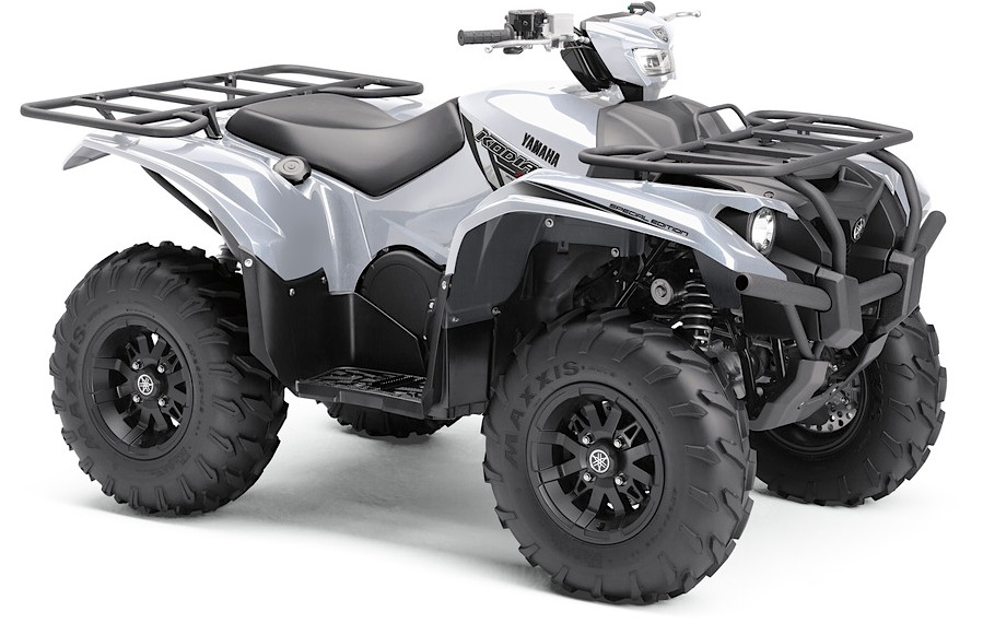 For Atv Winch Wiring Grizzly 2018 Yamaha 4x4 Atvs Dirt Wheels Magazine