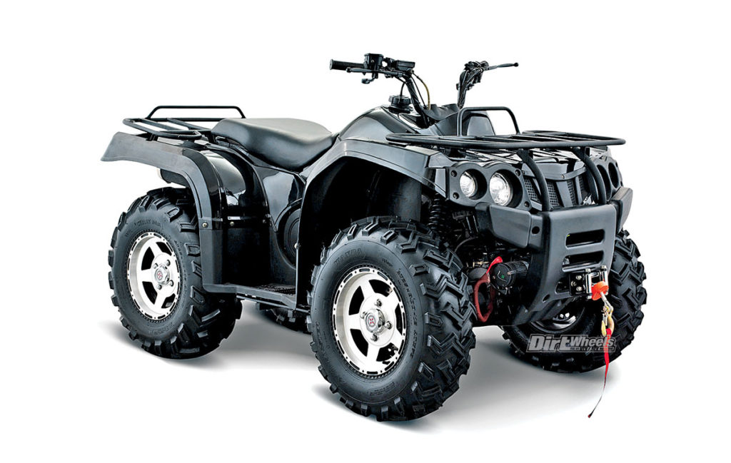 2018 ATV BUYER\u0027S GUIDE Dirt Wheels Magazine