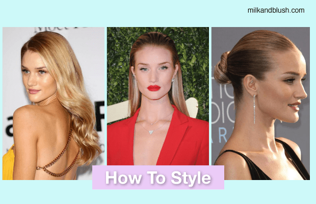 how-to-get-hair-like-rosie-huntington-whiteley.-how-to-style
