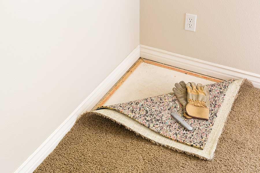 Carpet Padding Di39s Floor Centre