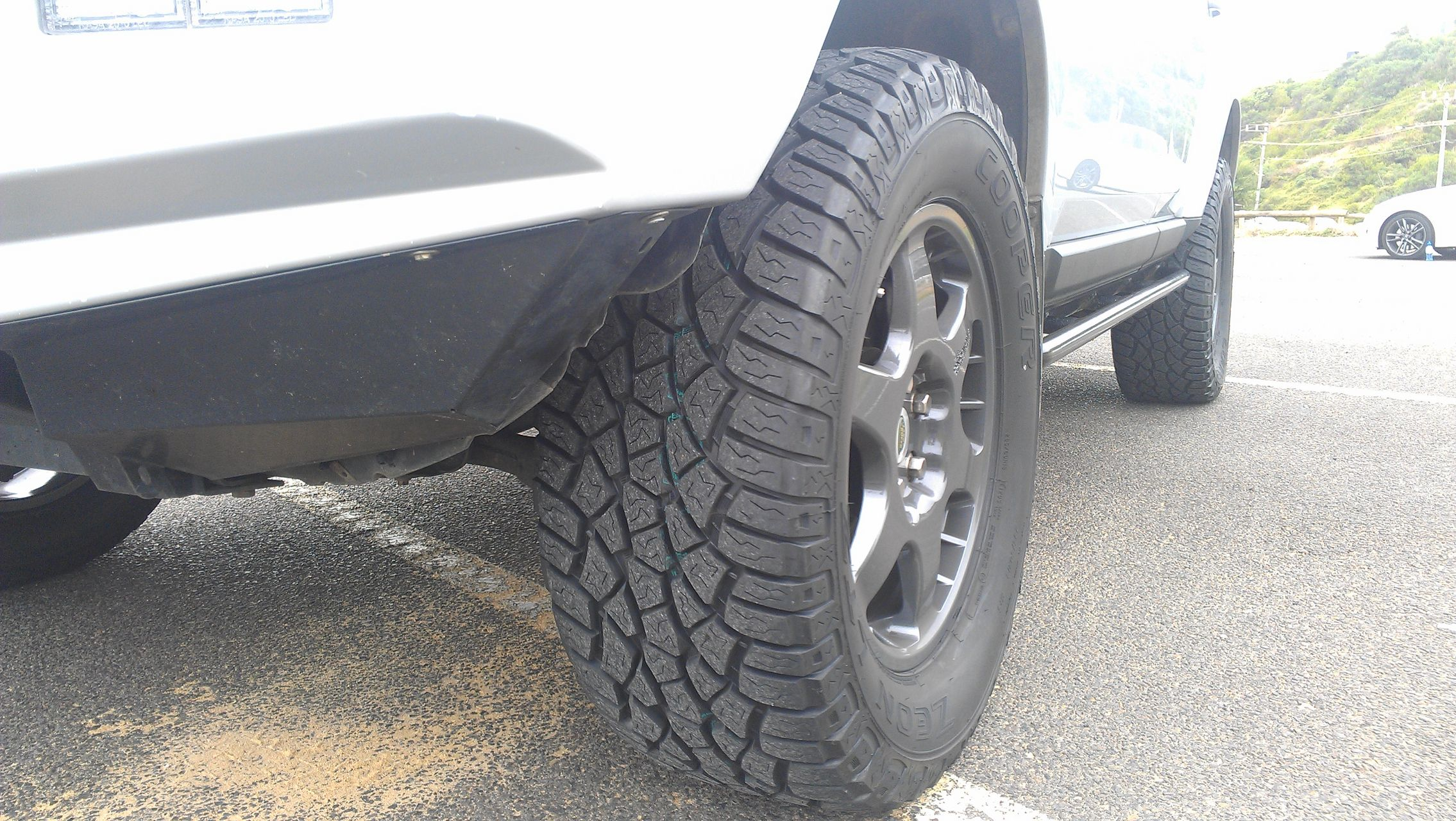 Cooper Stt Tyre Disco3.co.uk - View Topic - 275 65 R18 Maxxis Bighorn