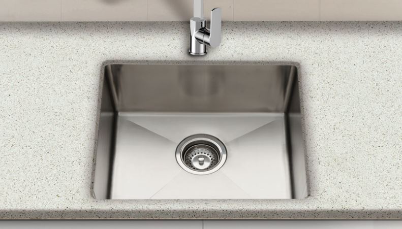Squareline Single Undermount Sink Ross39s Discount Home