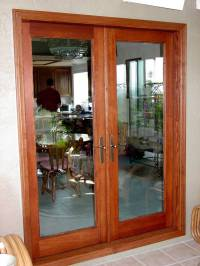 Wooden French Doors | www.imgkid.com - The Image Kid Has It!