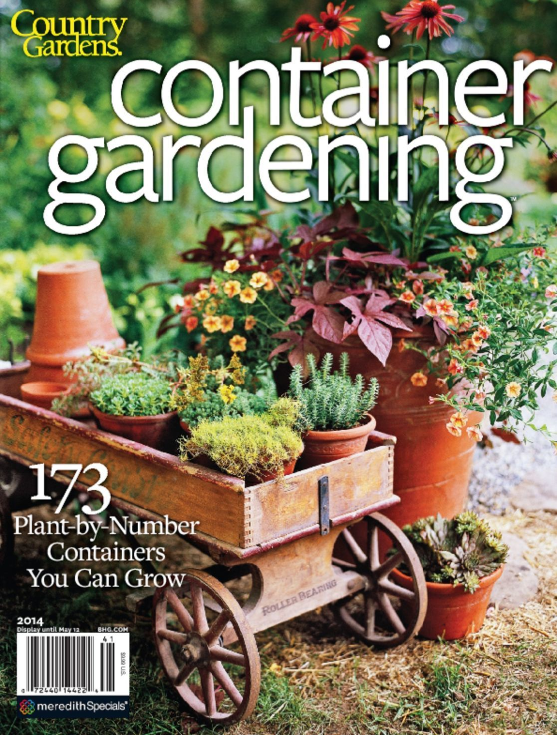 Magazin Container Container Gardening Magazine Digital Discountmags