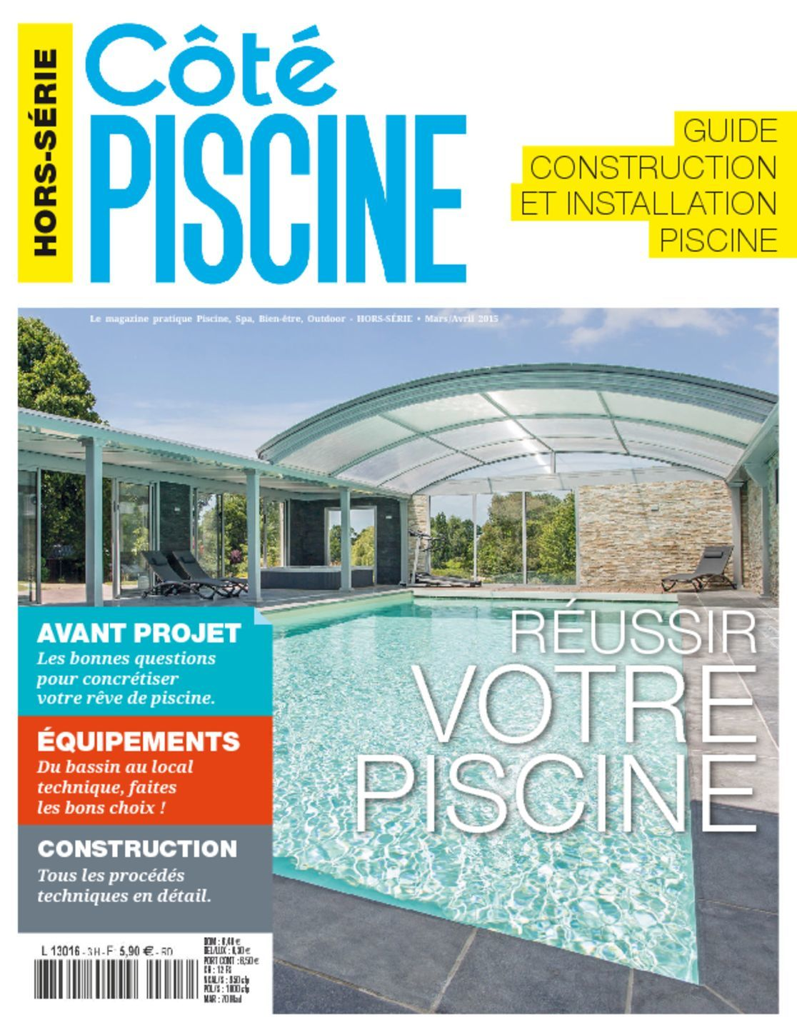 Piscin Guide Construction Et Installation Piscine Magazine Digital