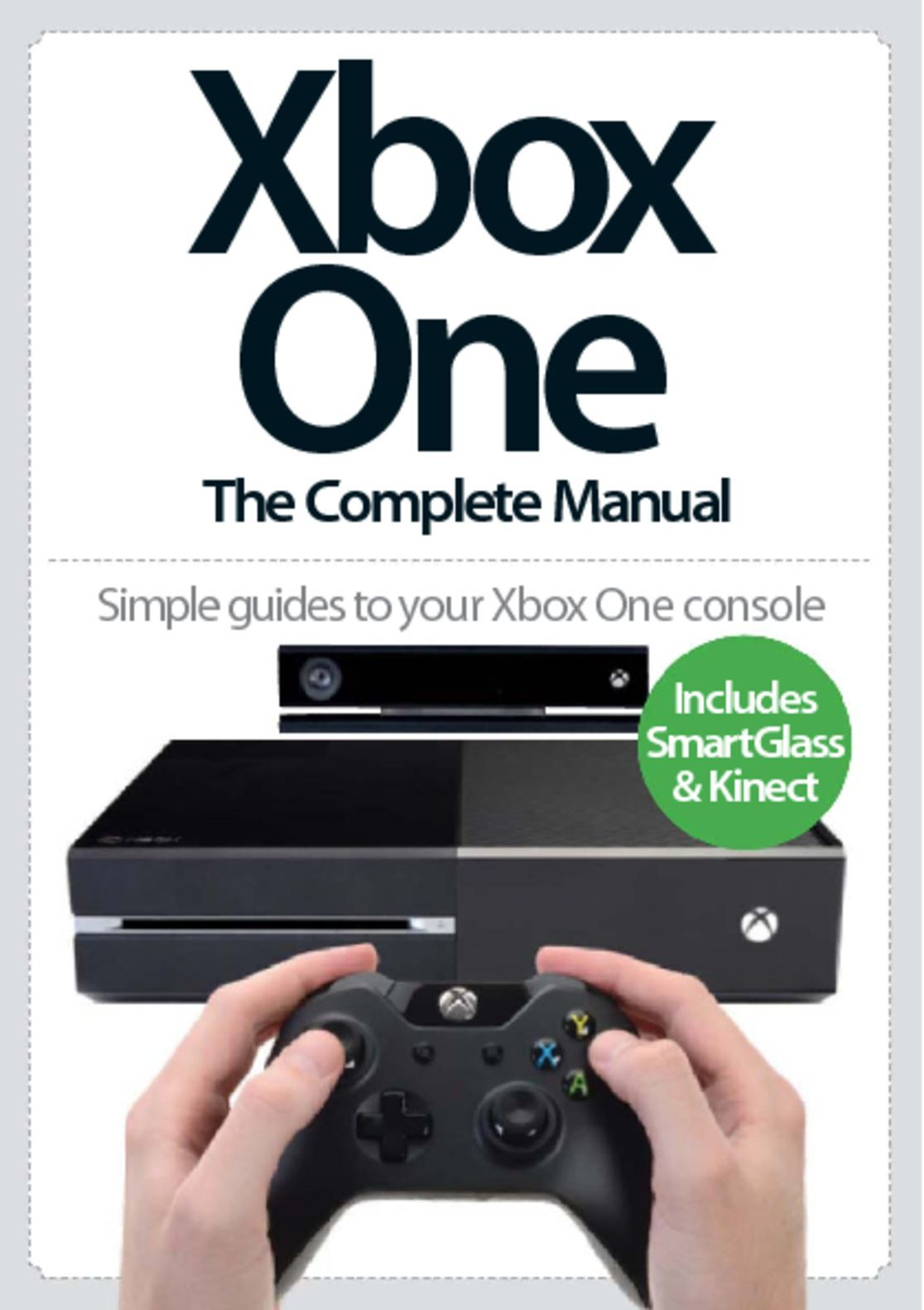 Console Magazine Xbox One The Complete Manual Magazine Subscription Digital