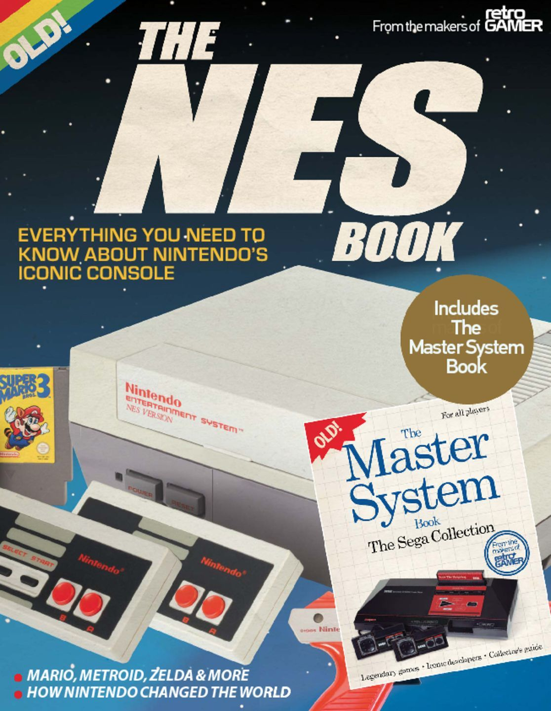 Console Magazine The Nes Master System Book Magazine Subscription Digital
