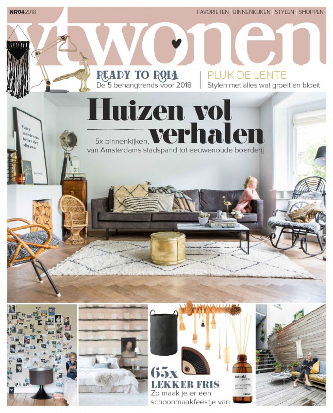 Woonstijlen 2017 Vtwonen Magazine Subscription Digital