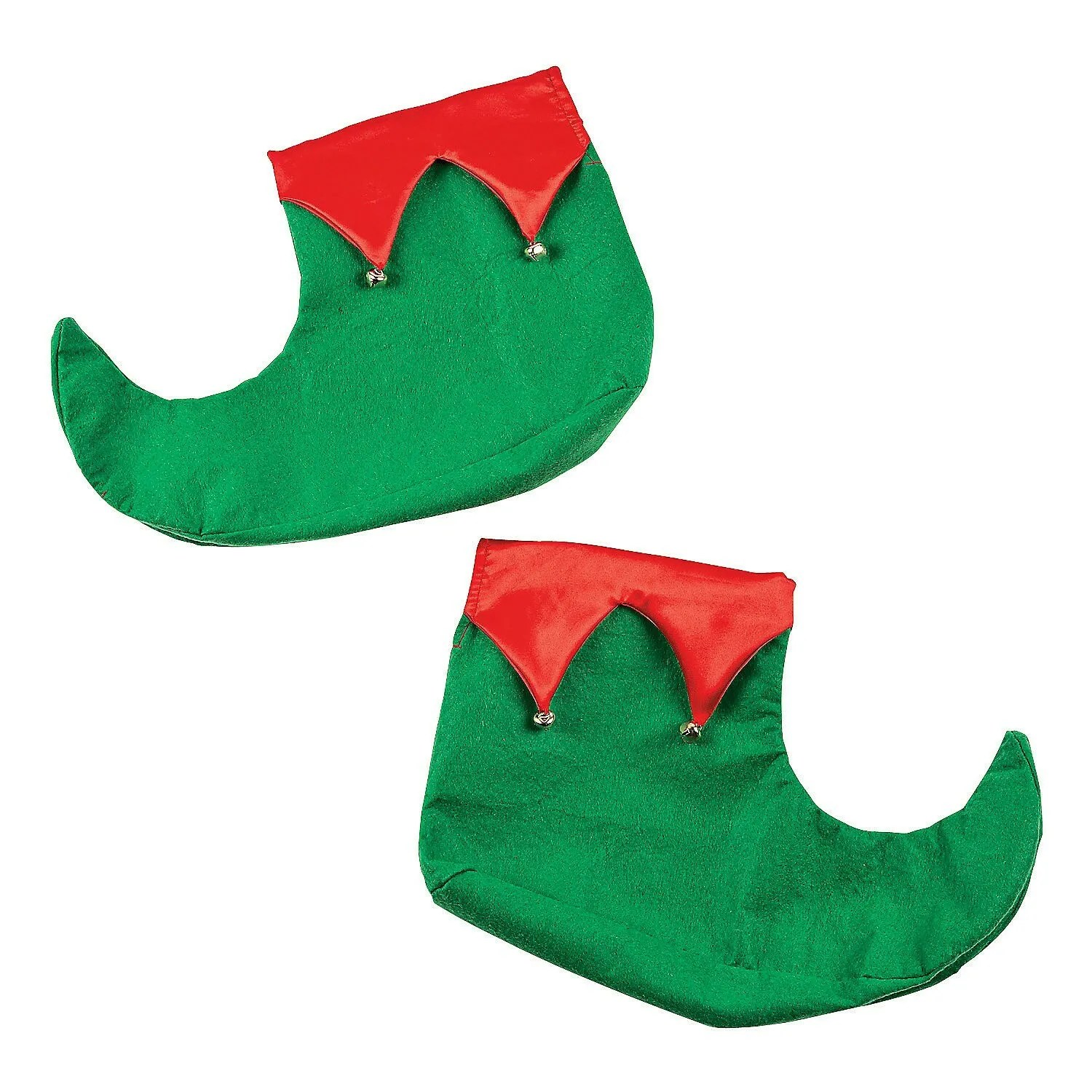 Elf Shoes Australia Adult Christmas Xmas Party Concert Costume Accessory Elf
