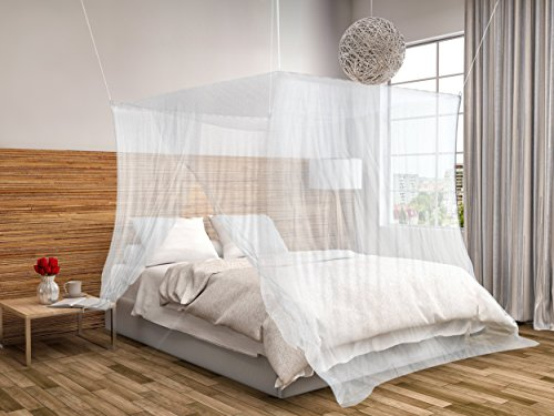 Bett Amazon #1 The Best Mosquito Net By Naturo - The Largest Double