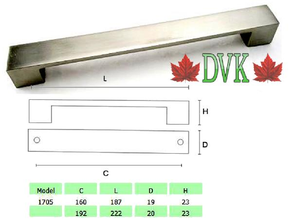 Kitchen Cabinets Vancouver 1705 Dvk Discount Price 6 00