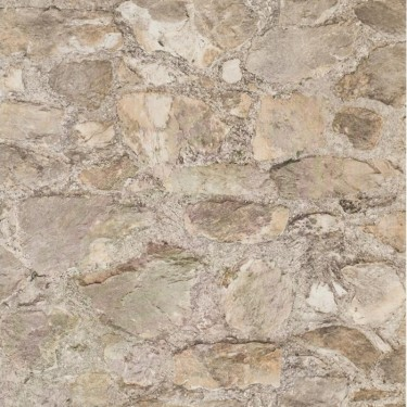 PA130901 - Field Stone Textured Wallpaper - Discount Wallcovering